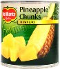 Del Monte Pineapple Chunks in Juice 432g