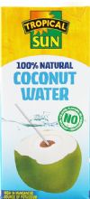 Tropical Sun Coconut Water 1L