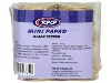 Mini Black Pepper Papadoms Top Op 200g