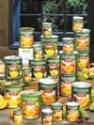 Canned or Tinned Fruits